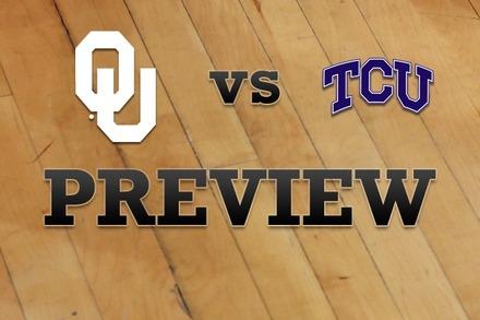 Oklahoma vs. TCU: Full Game Preview