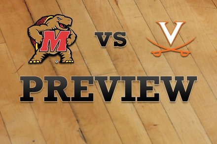 Maryland vs. Virginia: Full Game Preview