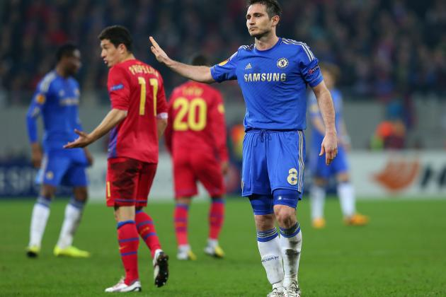 How Chelsea's 1-0 Loss to Steaua Bucharest Will Affect Manchester United Clash