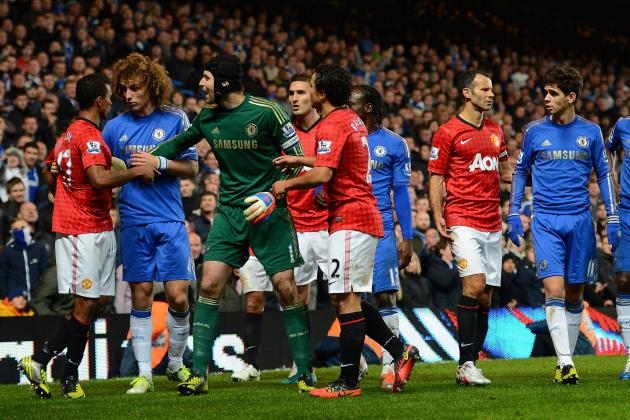 Manchester United vs. Chelsea: FA Cup Round 6 Odds, Preview and Prediction
