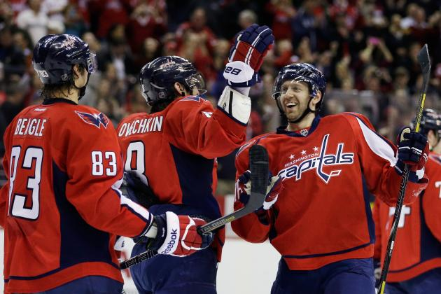 Washington Capitals: Why 3-Game Winning Streak Shows the Caps Can Make Playoffs