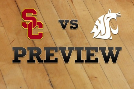 USC vs. Washington State: Full Game Preview