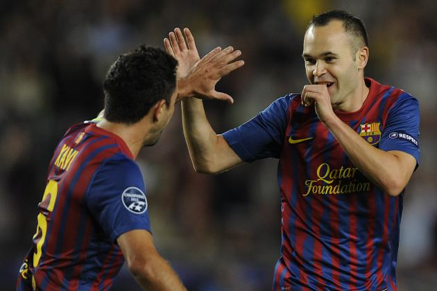 Iniesta vs. Xavi: Who's More Important to Barcelona and Why?