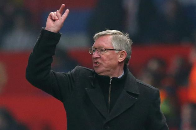 Sir Alex Ferguson: I Was Right to Drop Wayne Rooney Against Real Madrid