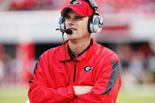 Georgia Is Wise to Lock Up OC Mike Bobo for 3 Years