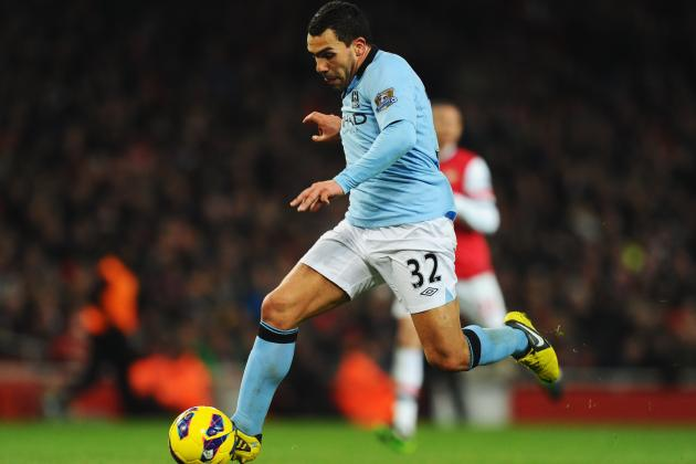 Carlos Tevez Charged With Disqualified Driving following Arrest