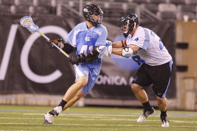 NCAA Men's Lacrosse: No. 11 UNC Hosts No. 5 Princeton Saturday