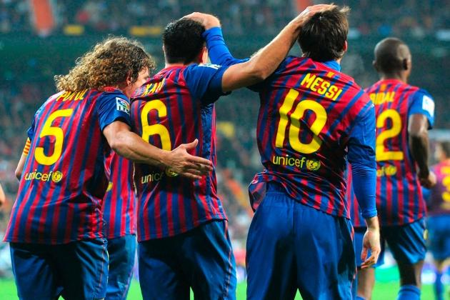 UEFA Champions League 2013: Breaking Down Remaining Matches in Round of 16