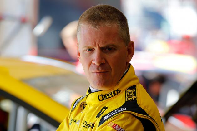 Jeff Burton Calls NASCAR's Fine of Denny Hamlin an 'Overreaction'