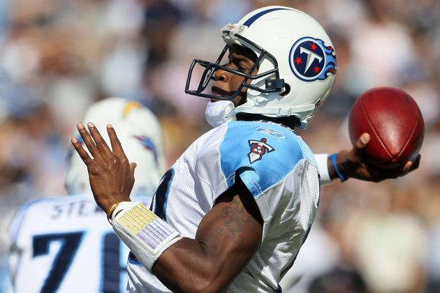 Vince Young: I'm Still Better Than Most NFL QBs