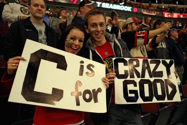 Blackhawks Making History Whether You Like It or Not