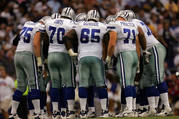 Debate: Should Dallas Address Their O-Line in the Draft or Free Agency?