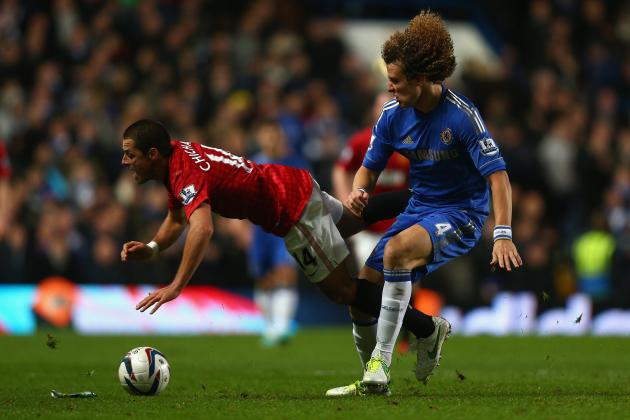 Manchester United vs. Chelsea: Date, Time, Live Stream, TV Info and Preview