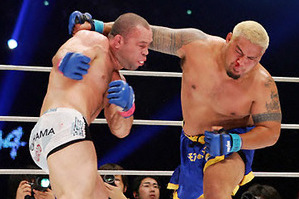 Mark Hunt Responds to Dana White: 'I Have Never Turned Down a Fight'