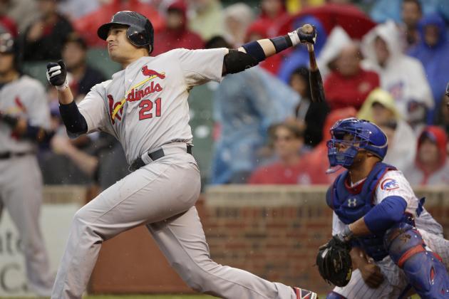 Cardinals Extend Allen Craig
