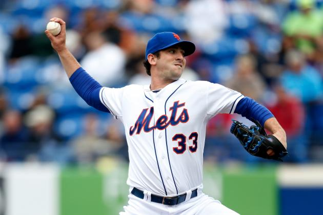 Matt Harvey Puts on Show in No-Hit Effort