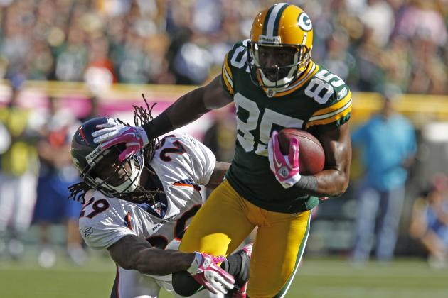 Chicago Bears Should Pass on Free Agent Receiver Greg Jennings