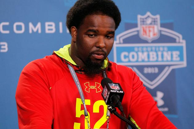 Sylvester Williams a Viking Says the Latest Mock Draft from ESPN's Todd McShay