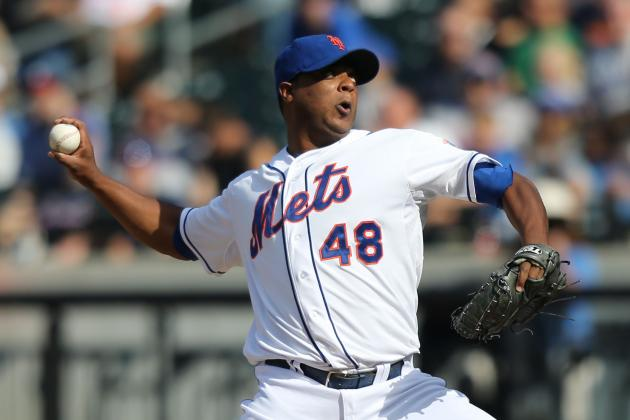 Mets' Frank Francisco Making Progress, Working Towards Opening Day