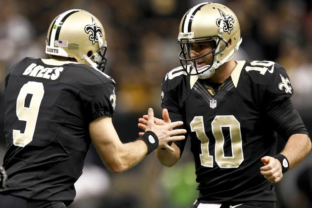 Market Opening for New Orleans Saints Backup QB Chase Daniel