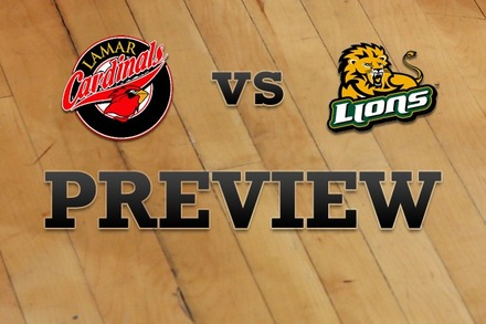 Lamar vs. SE Louisiana: Full Game Preview