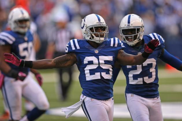 Indianapolis Colts, Jerraud Powers Have Mutual Interest