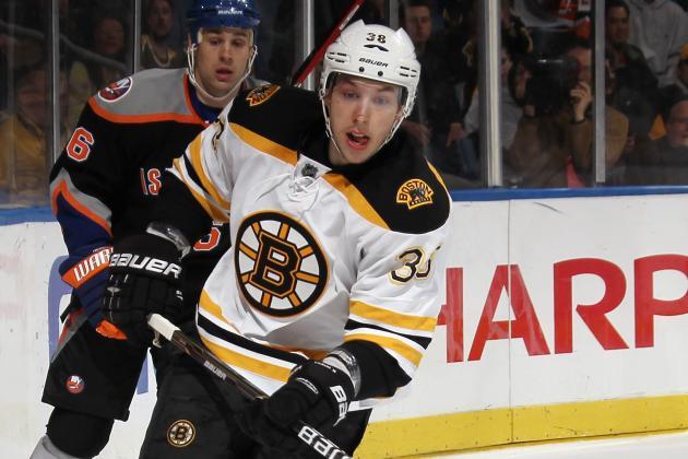 Report: Bruins Recall Jordan Caron