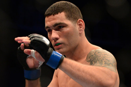 Chris Weidman on Ending Anderson Silva's Reign: 'I Believe This Is Meant to Be'