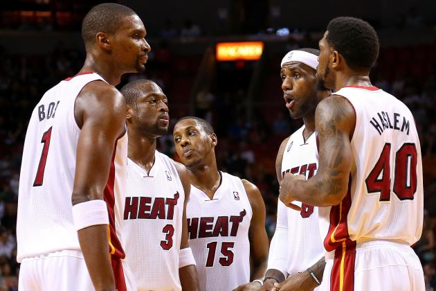 Debate: When Should Miami Start Resting the Starters?