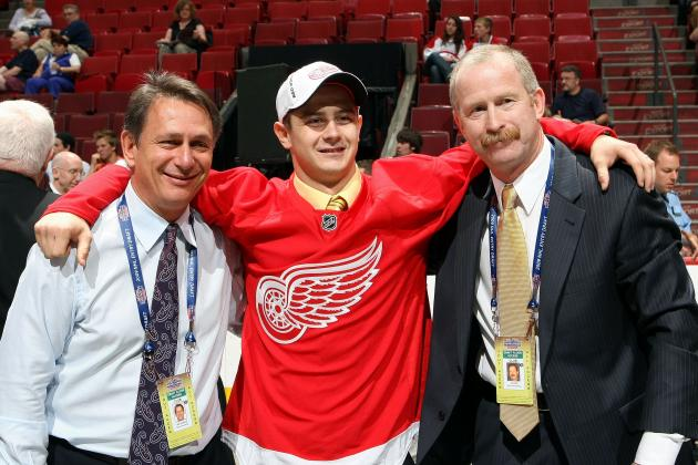 Detroit Red Wings: Grading the Management's