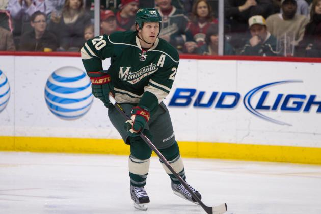 Ryan Suter Braces for Boos in Nashville Return