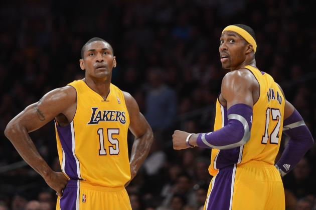 World Peace: Dwight Learning to Be Leader