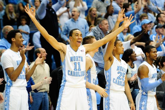 UNC Basketball: Tar Heels Must Notch Win vs. Duke to Improve Bracket Positioning