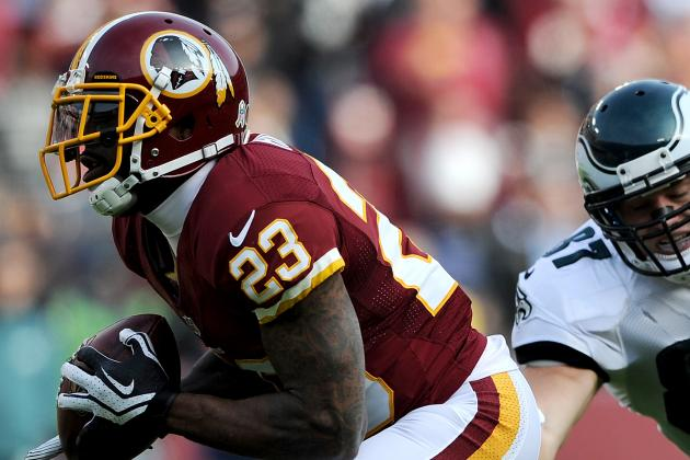 Debate: Should the Redskins Cut DeAngelo Hall?