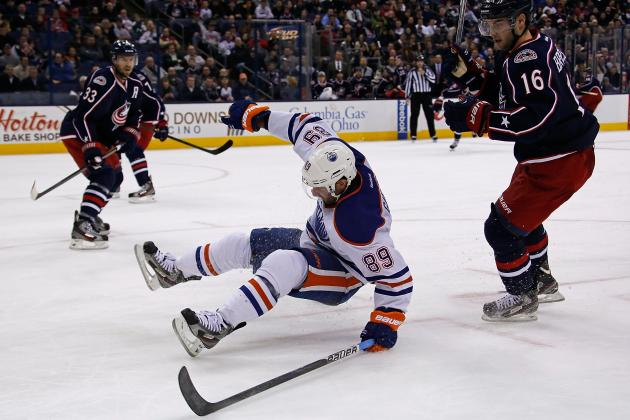 What Is Wrong with the Edmonton Oilers?