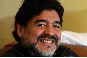 Maradona in Charge at Montpellier?
