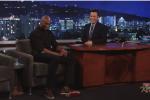 Watch: Kobe Rocks Cheetah Shoes on Jimmy Kimmel