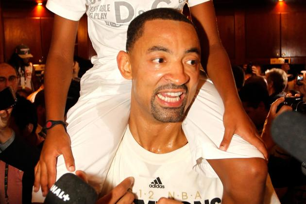 Heat Expected to Re-Sign Juwan Howard