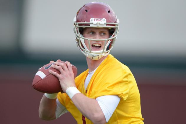 Browne Talks About First USC Practice