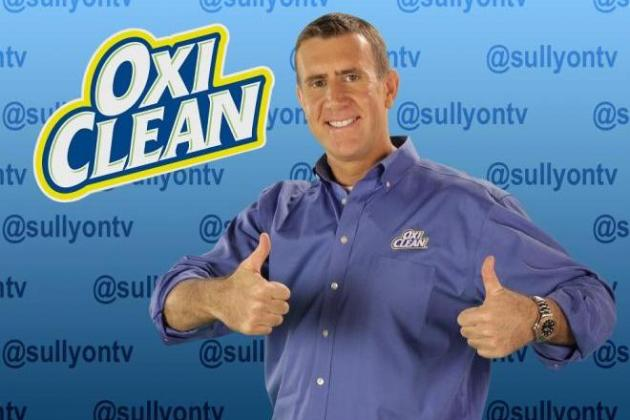 Lightning Use OxiClean Pitchman Anthony Sullivan to Sell Tickets
