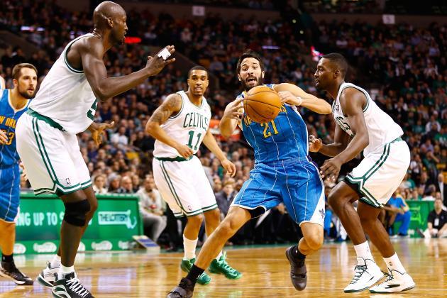 Celtics Find Success with 'manwich' Zone