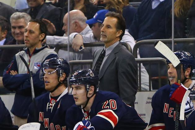 Tortorella Says Players, Fans 'Don't Need to Know' About Players' Injuries