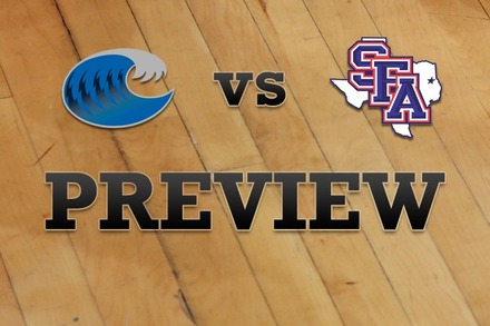 Texas A&M-CC vs. Stephen F. Austin: Full Game Preview