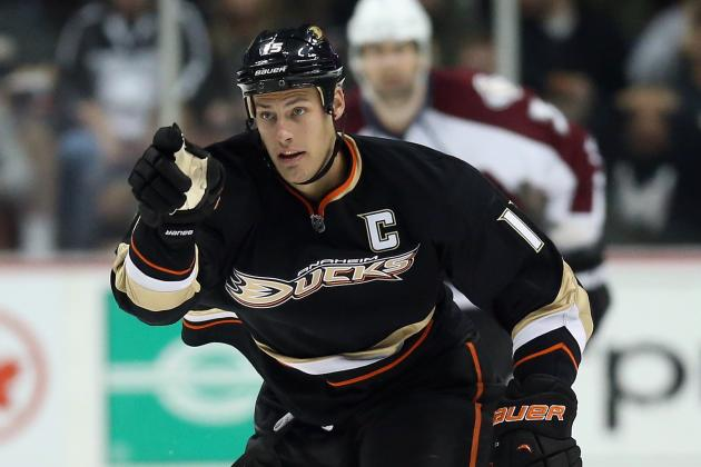 Reports: Getzlaf's Extension Worth $66M
