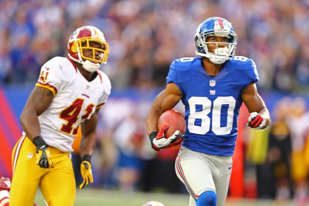 Report: Multiple Teams Readying Offers for New York Giants' Victor Cruz