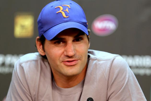 Federer Annoyed by Recent Losses, Happy with Game