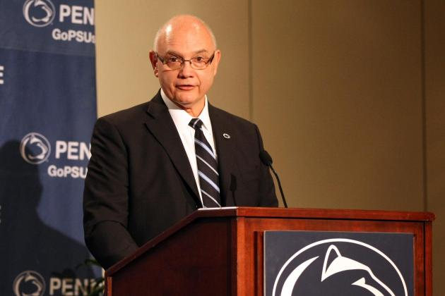 Report: Penn State AD Dave Joyner Is the Lowest Paid AD in the Big Ten