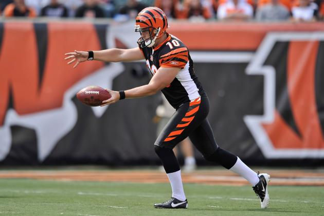 Bengals Keep Punter Kevin Huber