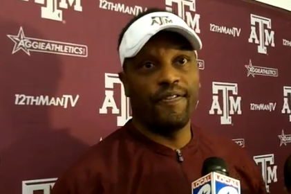 Sumlin Says Spring Drills 'Fun' for Coaches