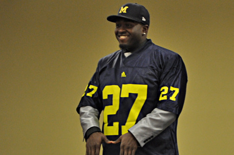 Michigan Football: Recruiting Class Sets Foundation for Fantastic Rushing Attack
